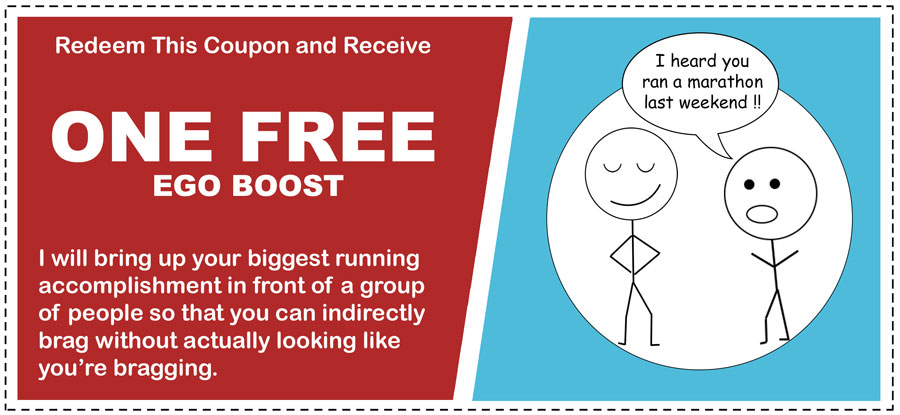 Runner Coupon