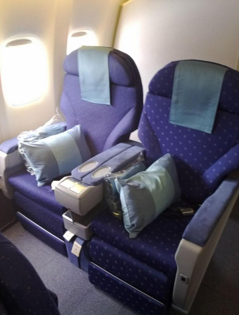 Cradle seat