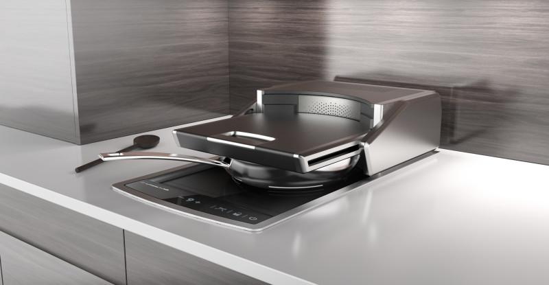 Gece6002 baumatic electric cook top