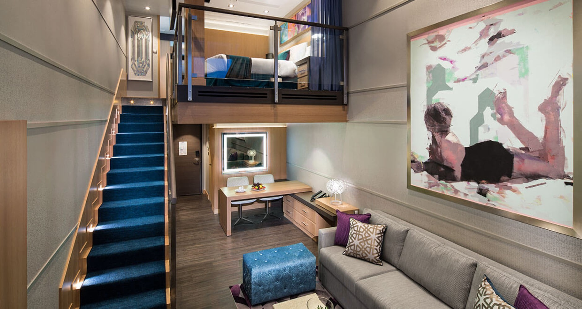 Are Duplex First Class Suites Next For The Airbus A380