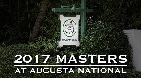 Secret Golf - 2017 Masters Tournament