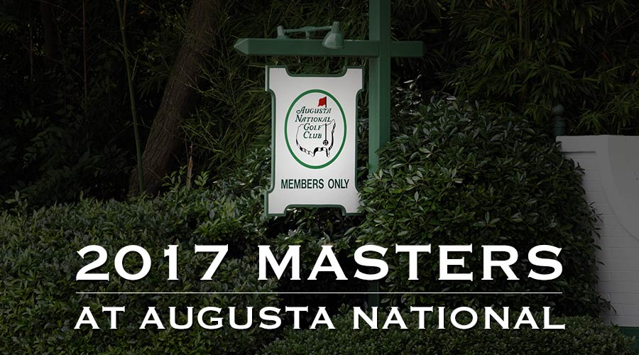 Secret Golf - 2017 Masters Tournament