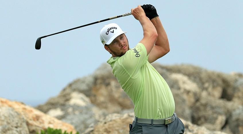 PGA TOUR Player Chris Stroud and Valero Texas Open