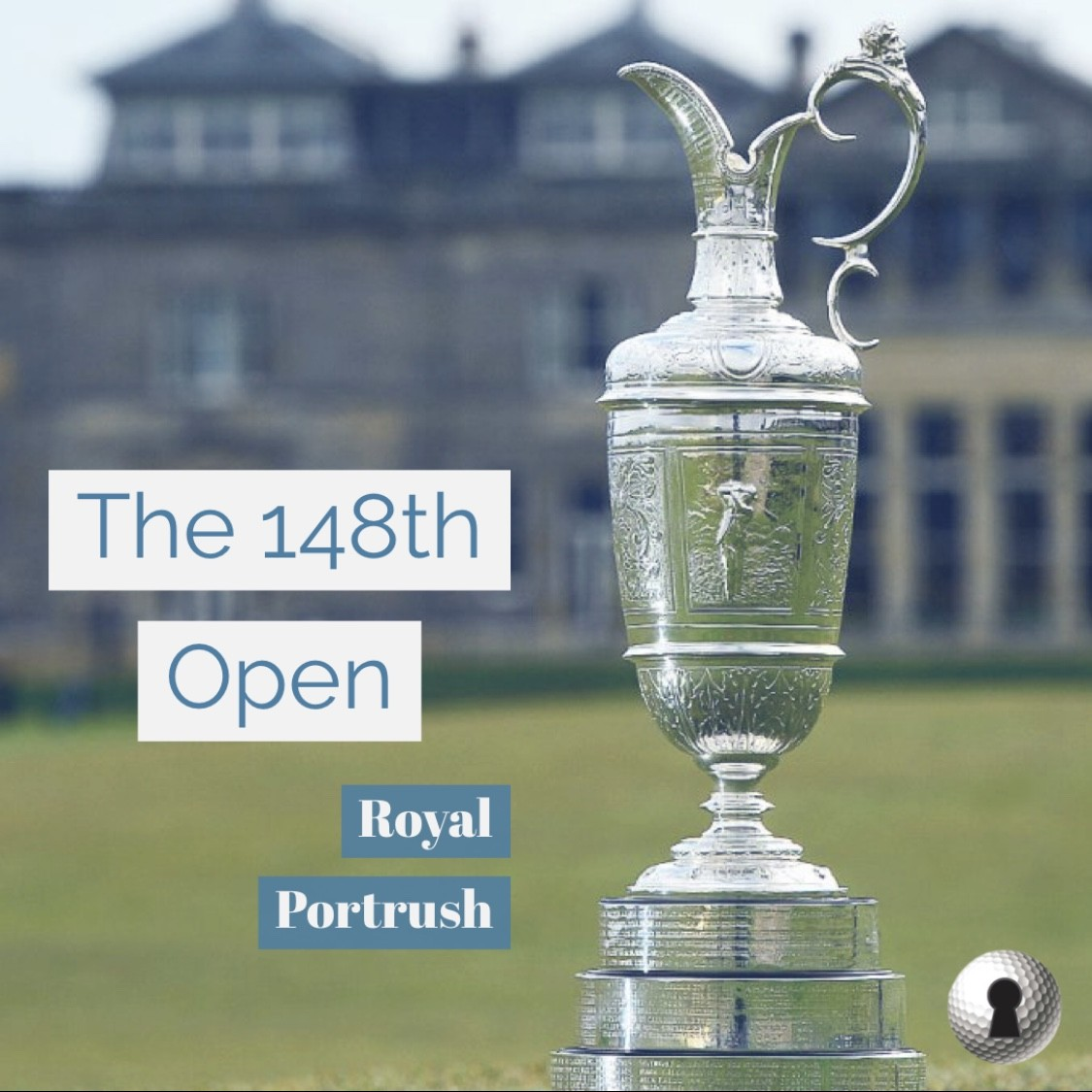 The Open Championship - Ryan Ballengee, Golf News Net & Rick Faragher, BBC Northern Ireland