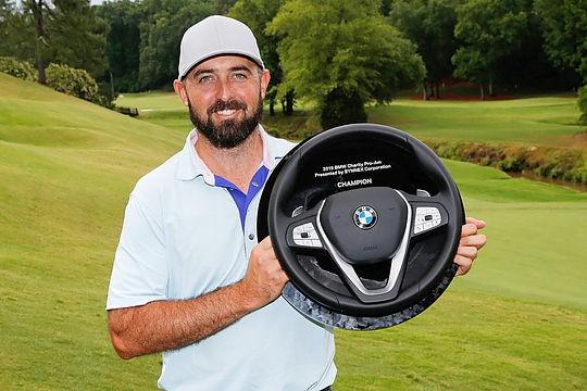 PGA TOUR Player Rhein Gibson