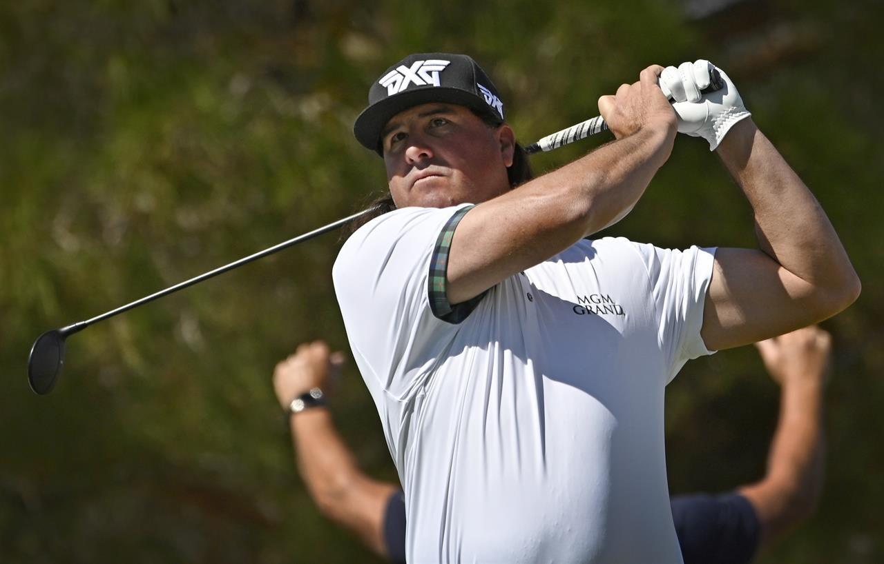 PGA TOUR Player Pat Perez
