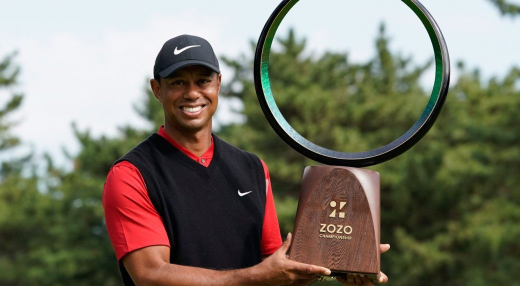 Tiger's 82nd Win at THE ZOZO CHAMPIONSHIP