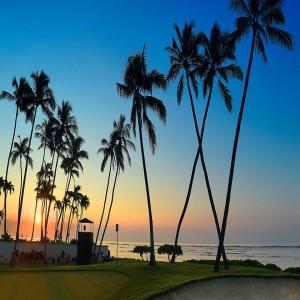 The Sony Open in Hawaii