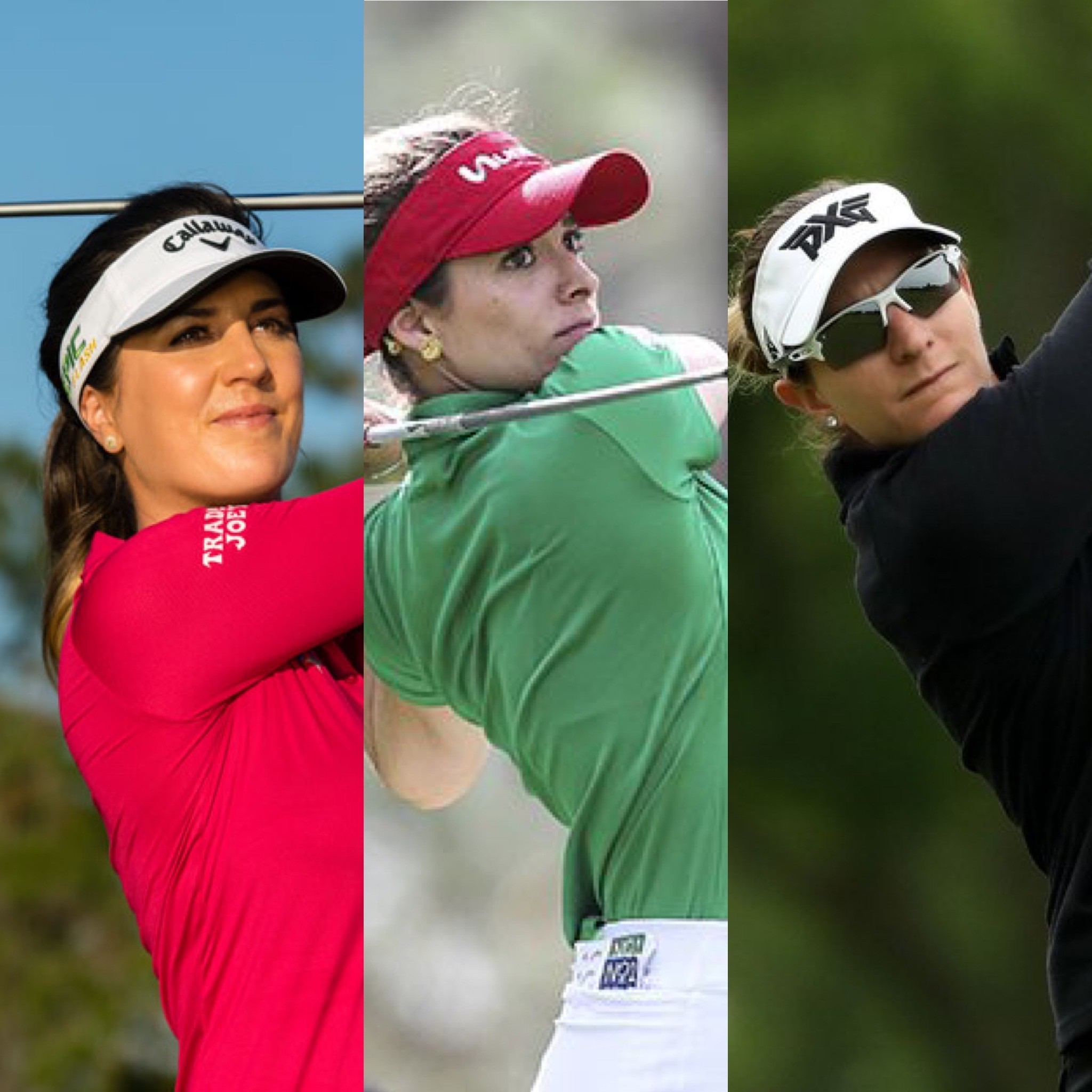 LPGA Tour Special - Gaby Lopez, Brittany Lang & Sandra Gal