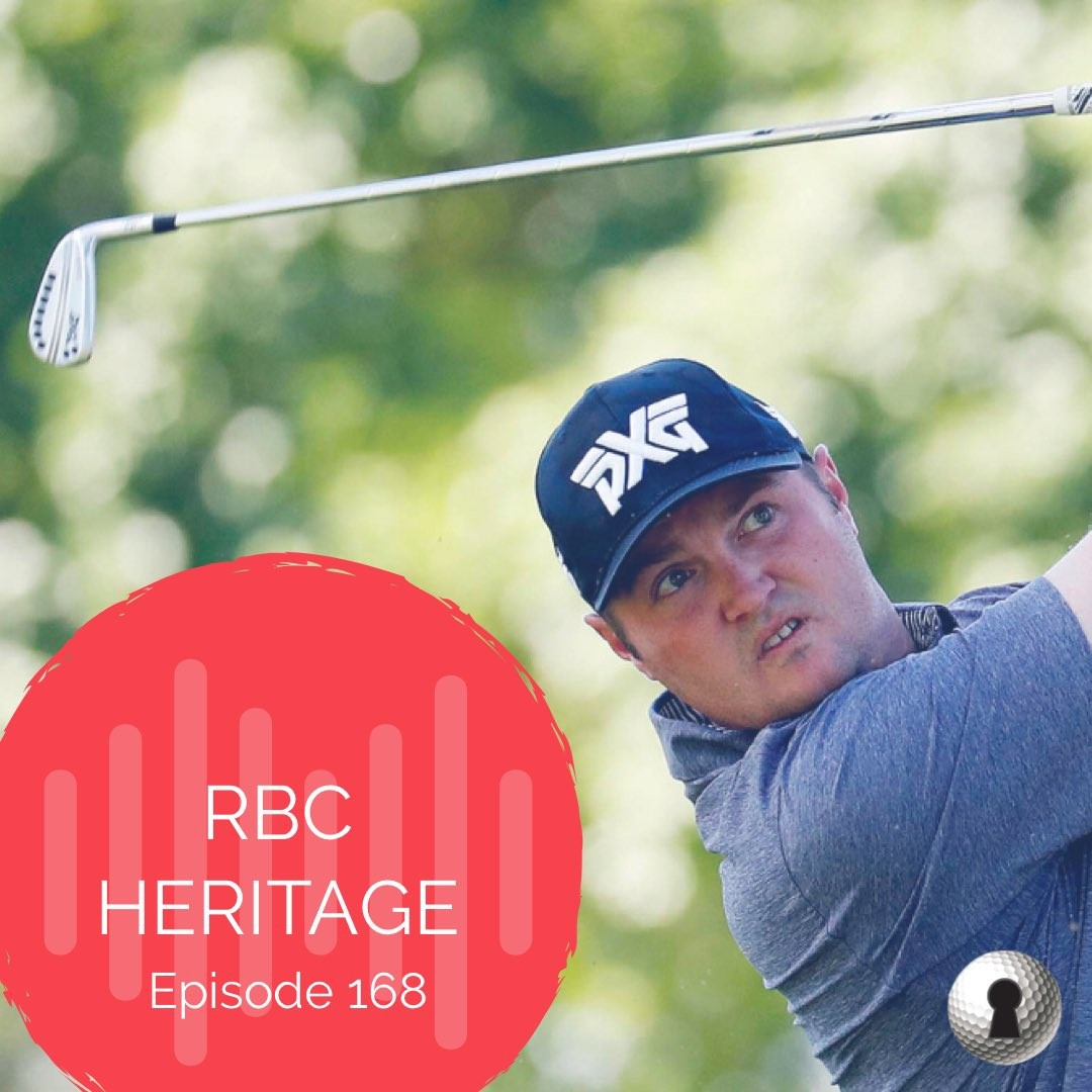 RBC Heritage - PGA TOUR Player, Jason Kokrak & Steve Elkington