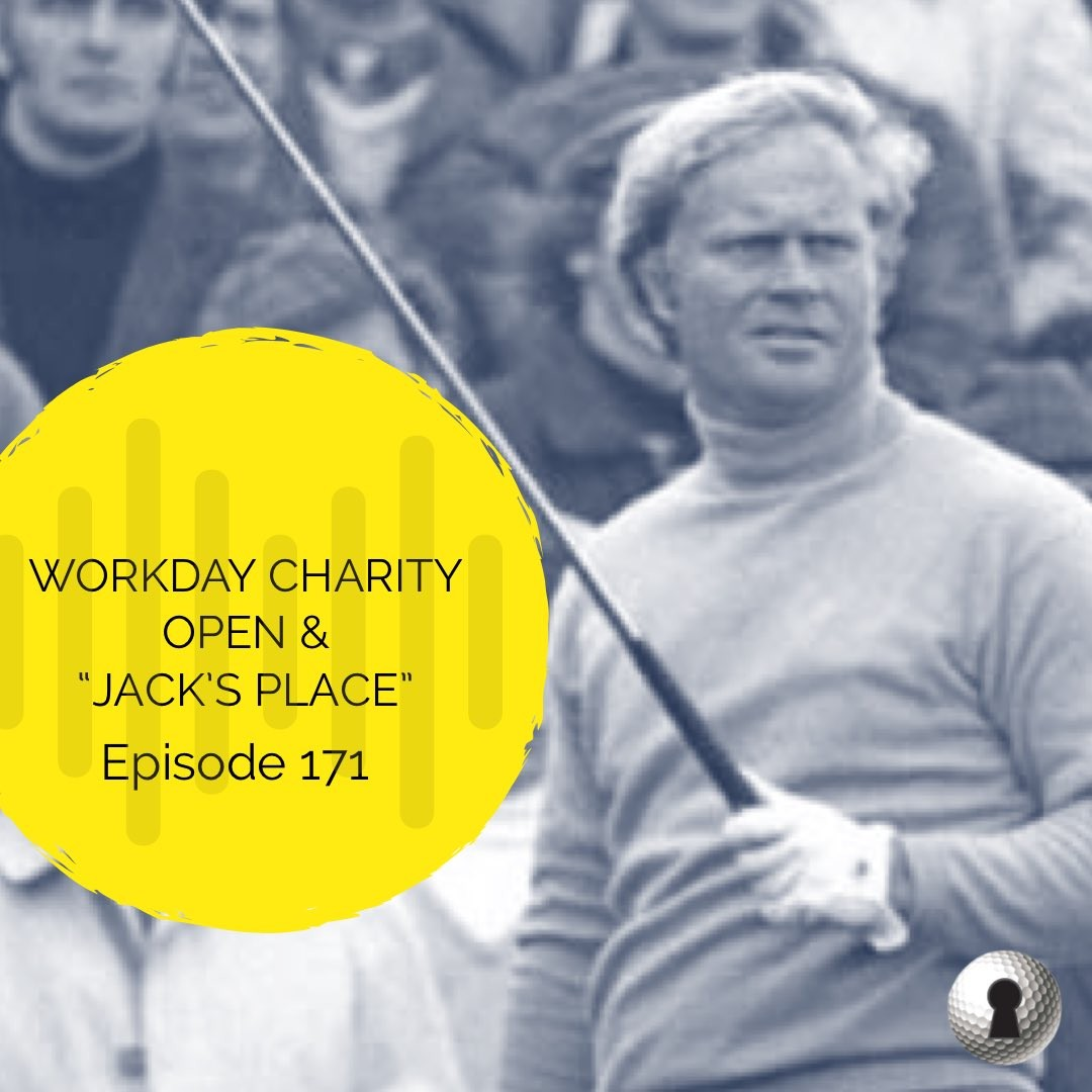 "Workday Charity Open & Back at ""Jack's Place"""
