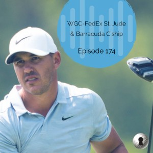 WGC-FedEx St. Jude Invitational, Barracuda Championship & the return of the LPGA Tour