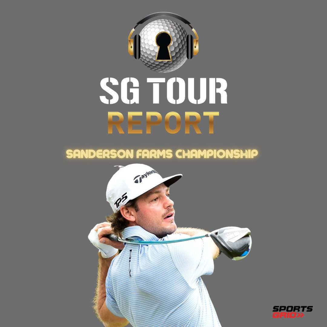 The SG Tour Report - Sanderson Farms Championship