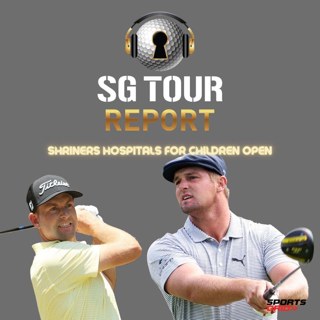 The SG Tour Report - Shriners Hospitals for Children Open