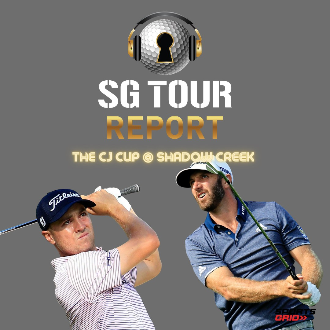 The SG Tour Report -THE CJ CUP at SHADOW CREEK
