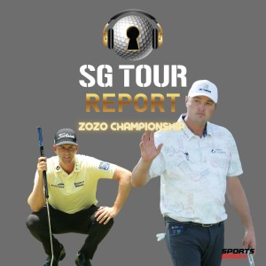 The SG Tour Report - ZOZO Championship