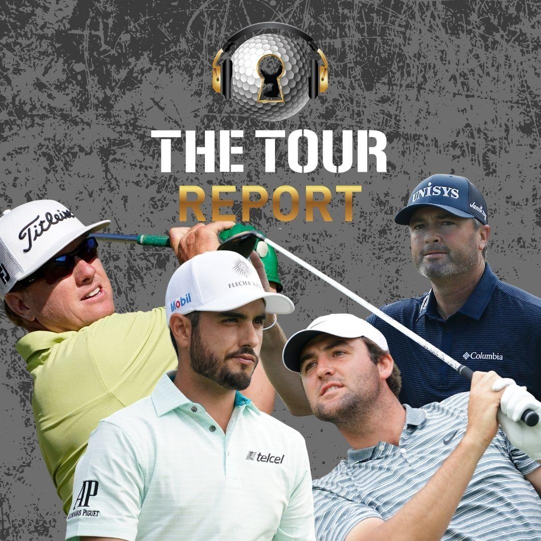 The Tour Report - Valero Texas Open