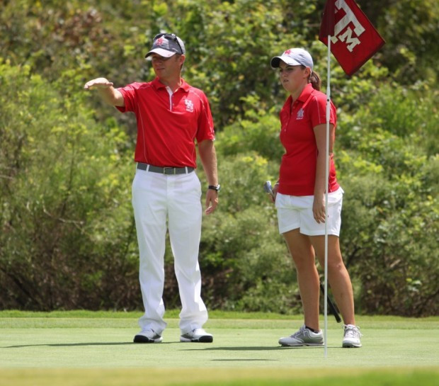 Gerrod Chadwell - Stacy Lewis' husband & University of Houston Golf Coach