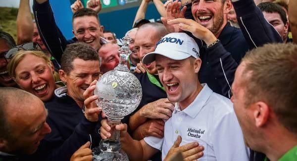 Russell Knox's Dubai Duty Free Irish Open Victory