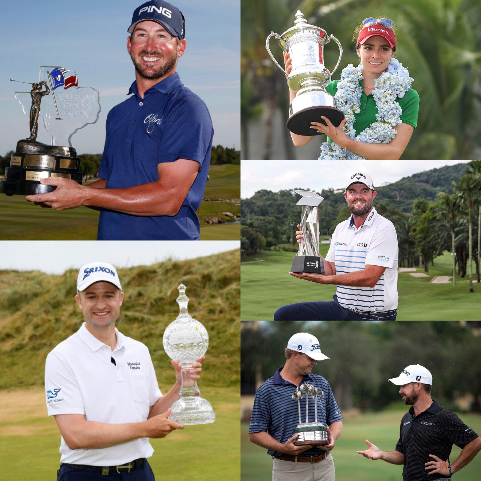 Looking Back on 2018 - The Secret Golf Victories (Part 2)