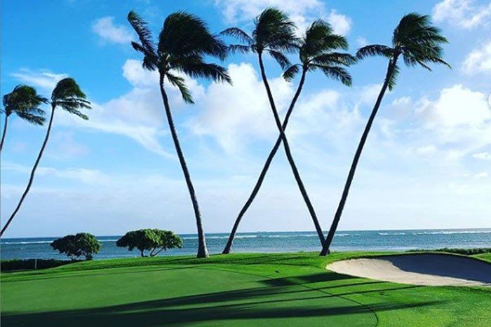The Sony Open in Hawaii…and New Rules!