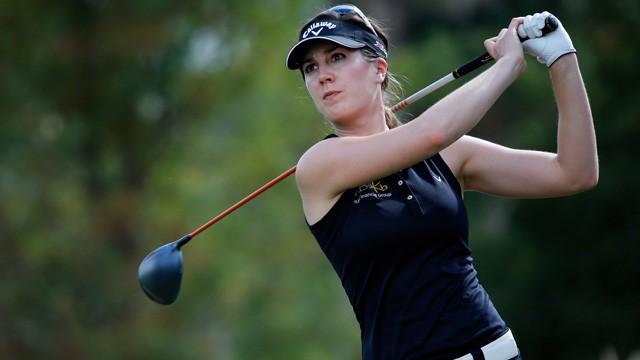 LPGA Tour Player Sandra Gal