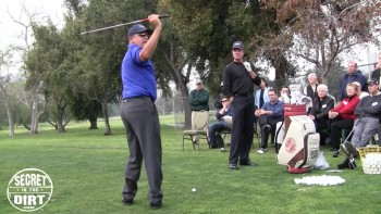 Secret In The Dirt Golf Clinic - Pasadena, CA (Part 3)
