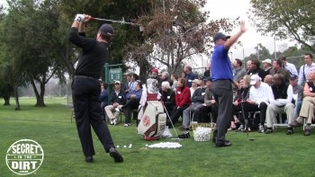 Secret In The Dirt Golf Clinic - Pasadena, CA (Part 6)