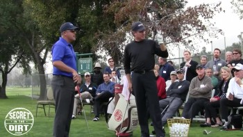 Secret In The Dirt Golf Clinic - Pasadena, CA (Part 2)