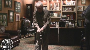 Ben Hogan - His Routine Before a Shot