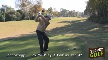 Strategy: How To Play A Medium Par 4