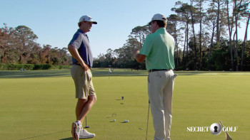 Patton Kizzire - Using Imperfections On The Greens