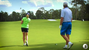 Stacy Lewis: Strategy - Bluejack National 6th hole