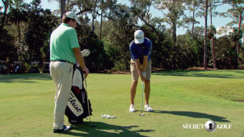Patton Kizzire - Height & Spin In Chipping