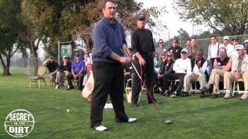 Secret In The Dirt Golf Clinic - Pasadena, CA (Part 1)