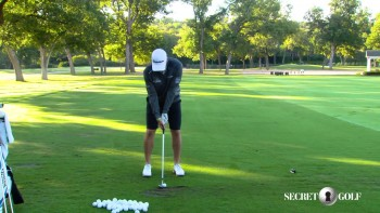 Ryan Palmer: Low Pitch Shot