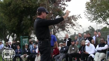 Secret In The Dirt Golf Clinic - Pasadena, CA (Part 7)