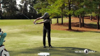 Chris Stroud - 50 Yard Wedge Shot (Positions)