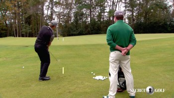 Chris Stroud - Chipping With 60 Degree Wedge