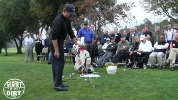 Secret In The Dirt Golf Clinic - Pasadena, CA (Part 11)
