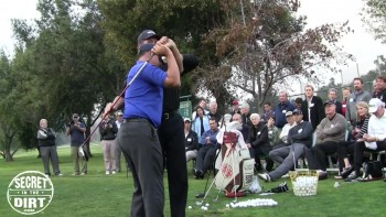 Secret In The Dirt Golf Clinic - Pasadena, CA (Part 9)