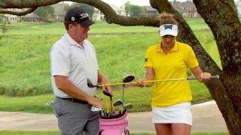 Brittany Lang - Equipment: Hybrid, Woods & Driver