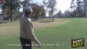 Strategy: How To Play A Short Par 5