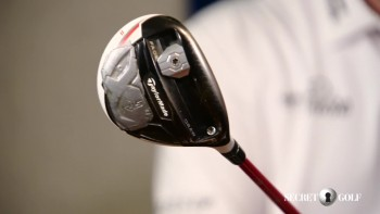 Ryan Palmer: Equipment - Woods and Driver