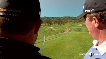 Jason Gore - Tee Shot: Par 3 (Part 2)
