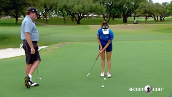 Gerina Piller: Speed Off The Putter