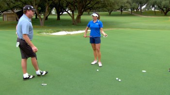 Gerina Piller: Making 3 Footers