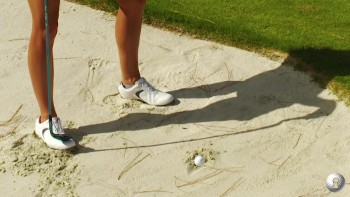 Stacy Lewis: Bunker - Plugged Lie
