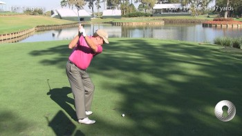 TPC Sawgrass With Steve Elkington and Jason Dufner - Hole #17 Strategy