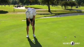 Ryan Palmer: Reading and Aiming a Putt